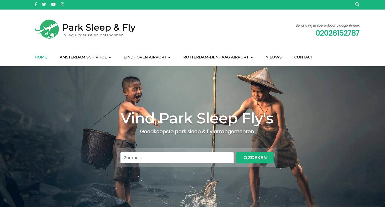 Parksleep-fly.com