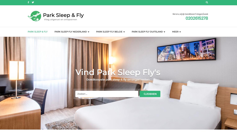 Alle park-sleep-fly arrangementen op een rij